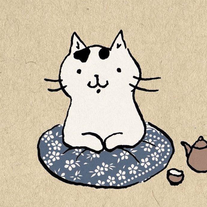 貓小姐 Ms. Cat