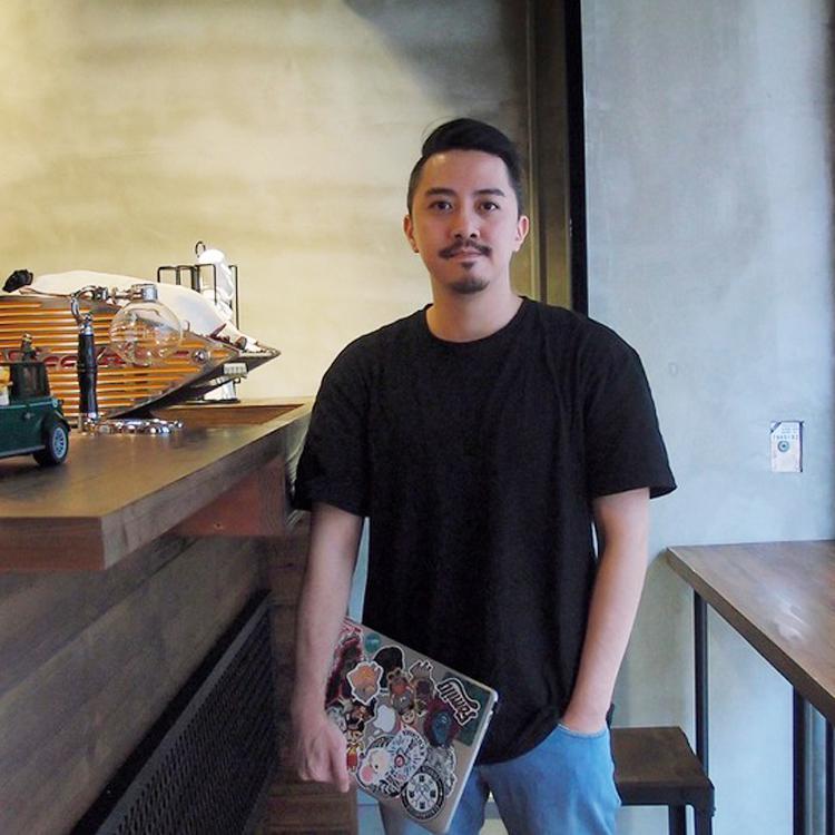 結合視覺設計與色彩運用 專訪插畫家林志恆