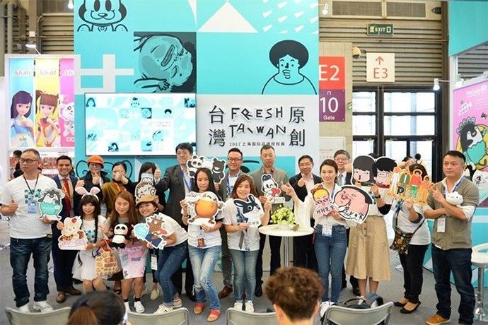 聯合數位文創集合資源,積極推動台灣原創角色站上國際舞台